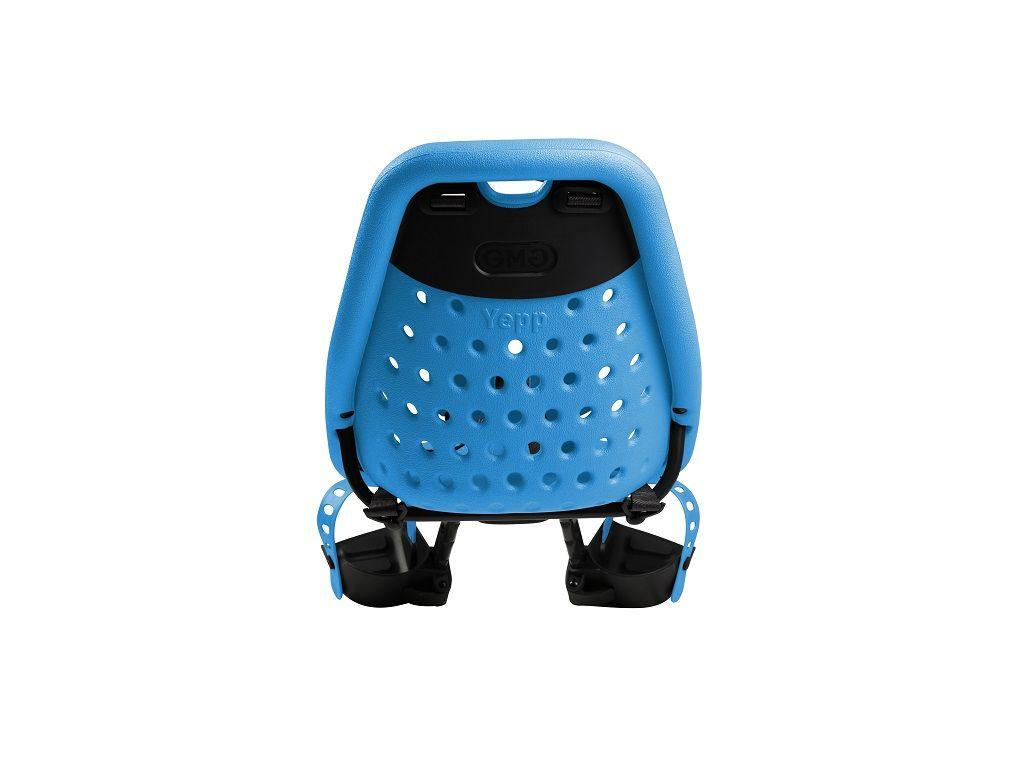 Dječja sjedalica prednja za upravljač Thule Yepp Mini plava