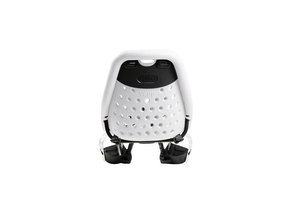 Dječja sjedalica prednja za upravljač Thule Yepp Mini bijela