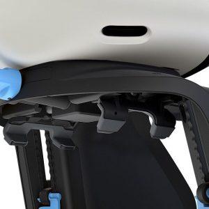 Dječja sjedalica stražnja za nosač Thule Yepp Nexxt Maxi bijela 6