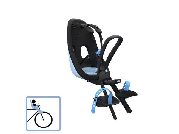 Dječja sjedalica prednja za upravljač Thule Yepp Nexxt Mini svjetloplava 1