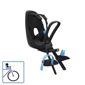 Dječja sjedalica prednja za upravljač Thule Yepp Nexxt Mini crna 2