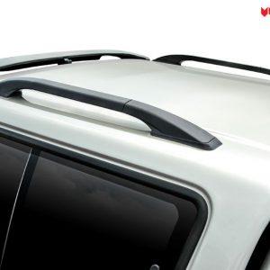 Carryboy hardtop bijeli za pickup Nissan Navara D40 king cab 2005-2015 s bočnim prozorima 21