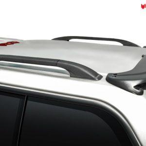 Carryboy hardtop bijeli za pickup Nissan Navara D40 king cab 2005-2015 s bočnim prozorima 20