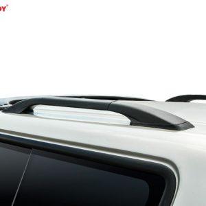 Carryboy hardtop bijeli za pickup Nissan Navara D40 king cab 2005-2015 s bočnim prozorima 19