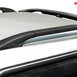 Carryboy hardtop bijeli za pickup Nissan Navara D40 king cab 2005-2015 s bočnim prozorima 18