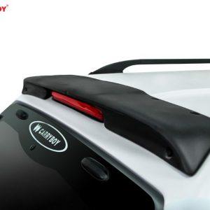 Carryboy hardtop bijeli za pickup Nissan Navara D40 king cab 2005-2015 s bočnim prozorima 16