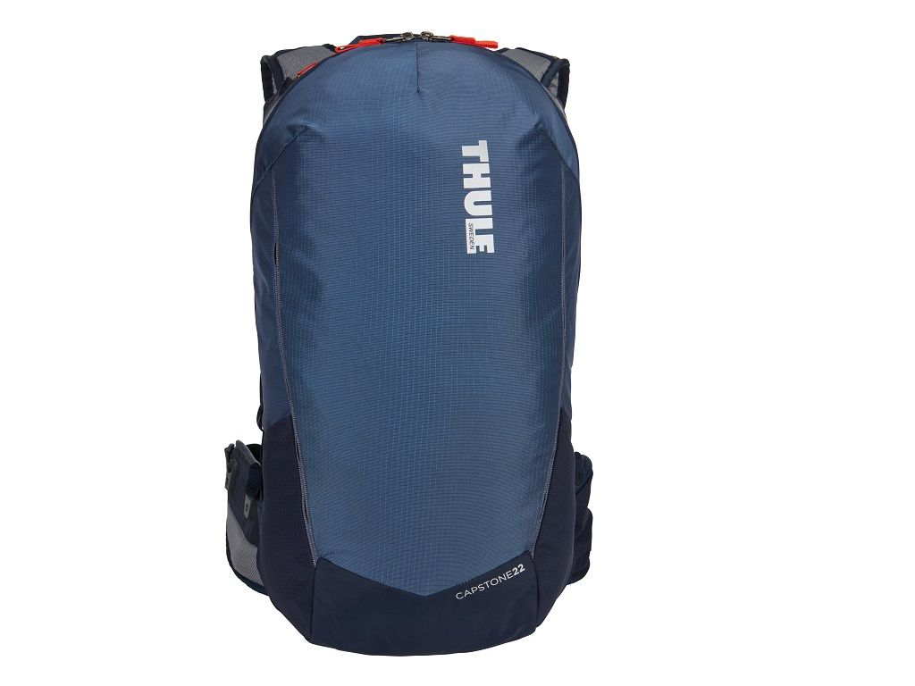 Muški ruksak Thule Capstone 22L plavi (planinarski) S/M i M/L S/M