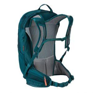 Ženski ruksak Thule Capstone 22L zeleni (planinarski) XS/S i S/M 12