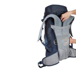 Ženski ruksak Thule Capstone 40L plavi (planinarski) 12