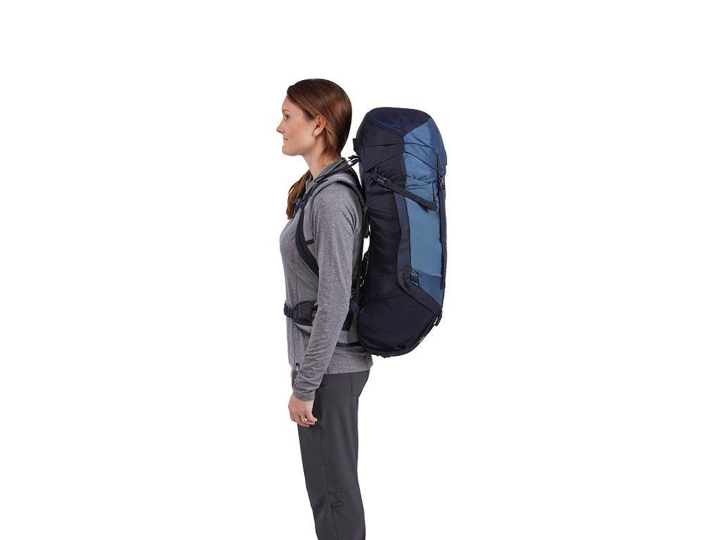 Ženski ruksak Thule Capstone 40L zeleni (planinarski)