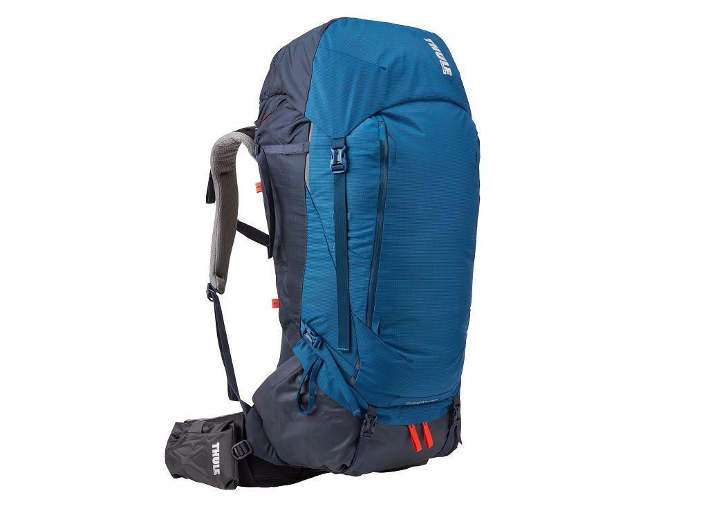 Muški ruksak Thule Guidepost 65L plavi (planinarski)