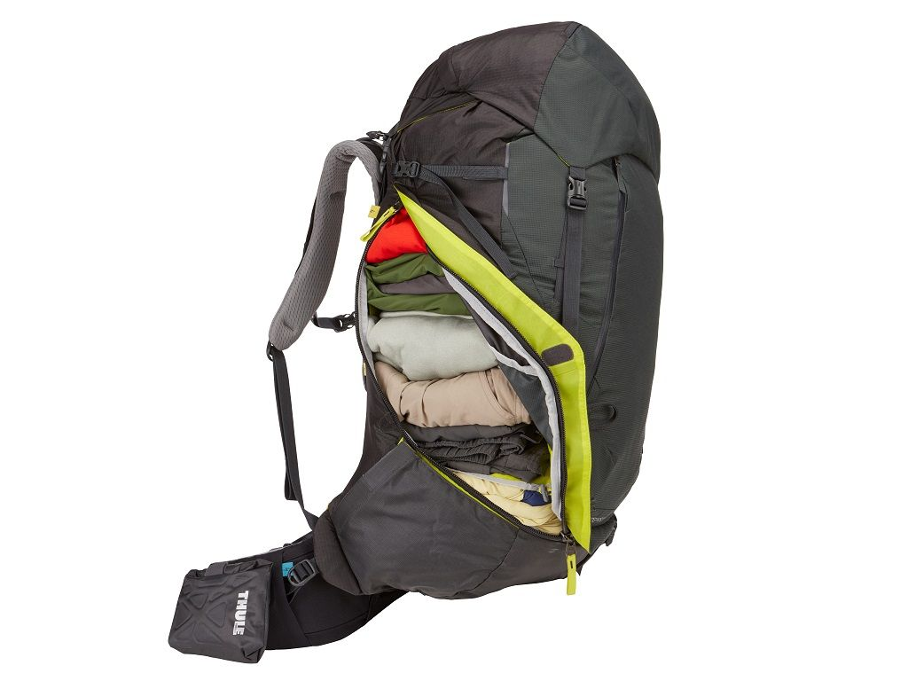 Muški ruksak Thule Guidepost 75L plavi (planinarski)