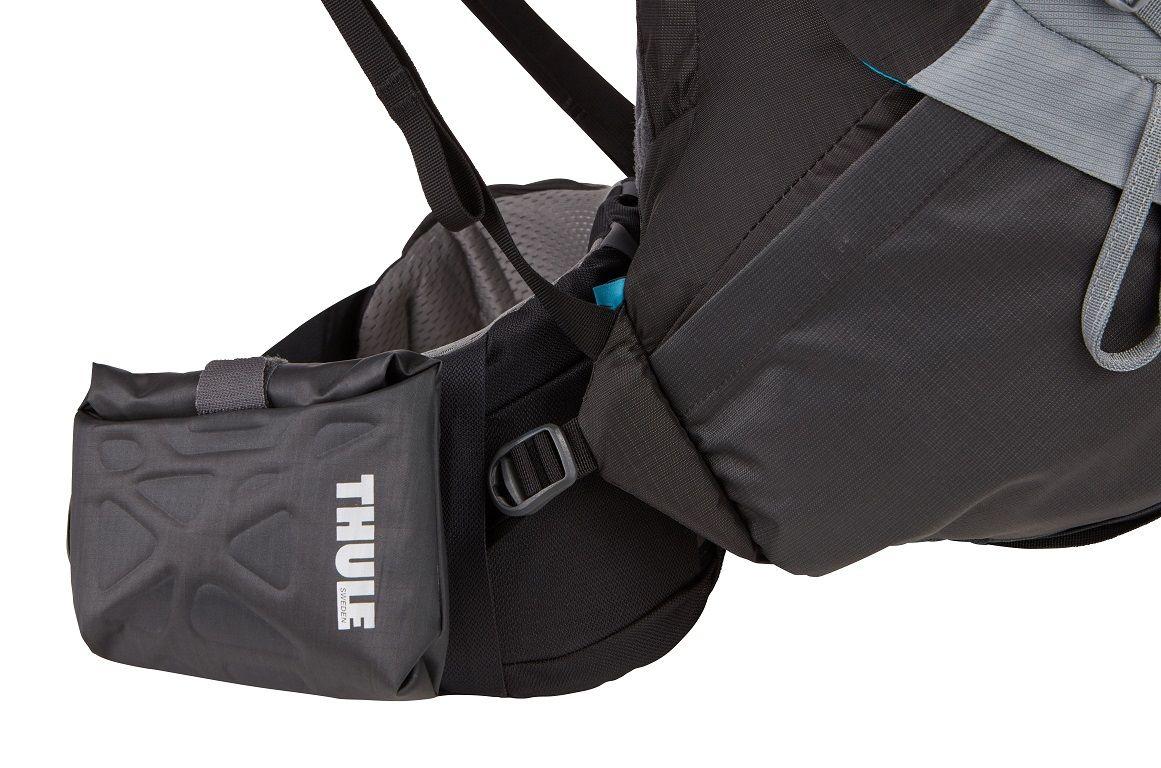 Ženski ruksak Thule Guidepost 75L sivi (planinarski)