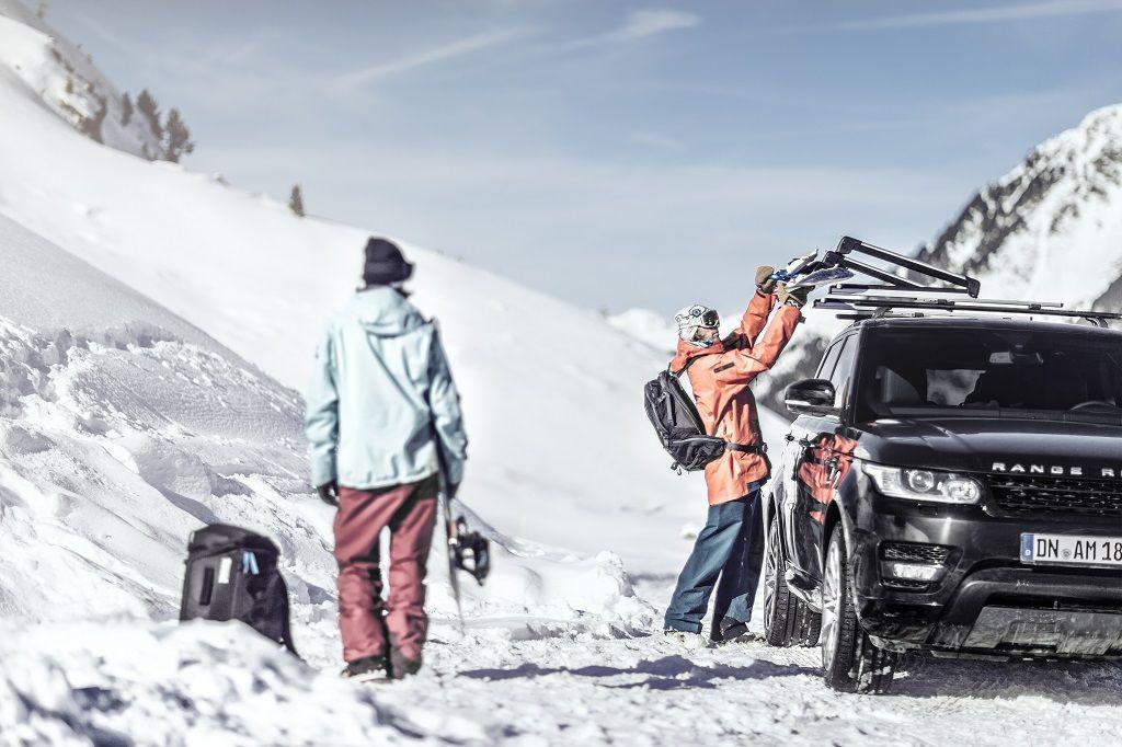 Thule SnowPack Extender 7325 krovni nosač skija i snowboarda
