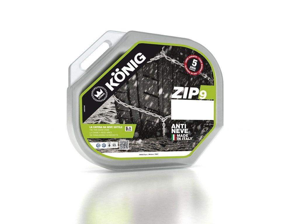 Lanci za snijeg König Zip 9 9mm Grupa 090 (par)