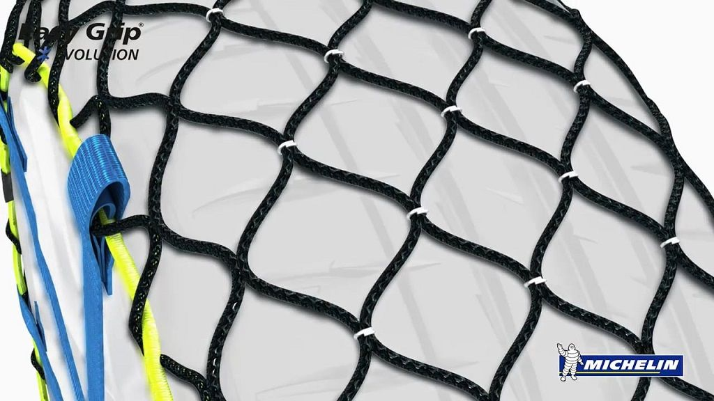 Lanci za snijeg Michelin Easy Grip EVO5 (par) 205/45/17