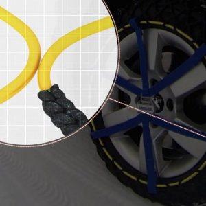 Lanci za snijeg Michelin Easy Grip EVO3 (par) 8
