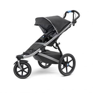 Thule Urban Glide 2 siva dječja kolica za jedno dijete 2