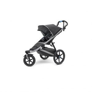 Thule Urban Glide 2 siva dječja kolica za jedno dijete 3