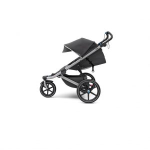 Thule Urban Glide 2 siva dječja kolica za jedno dijete 4