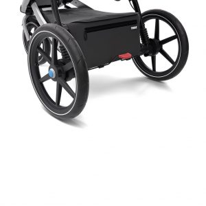 Thule Urban Glide 2 siva dječja kolica za jedno dijete 9