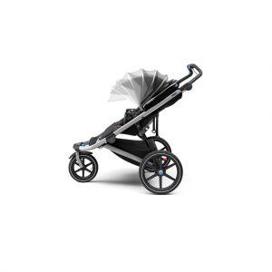 Thule Urban Glide 2 siva dječja kolica za jedno dijete 6