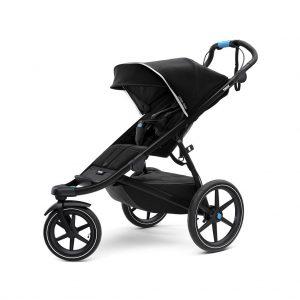 Thule Urban Glide 2 crna dječja kolica za jedno dijete 2