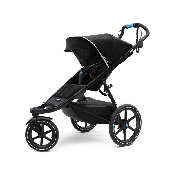 Thule Urban Glide 2 crna dječja kolica za jedno dijete 1