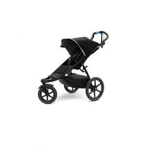 Thule Urban Glide 2 crna dječja kolica za jedno dijete 6