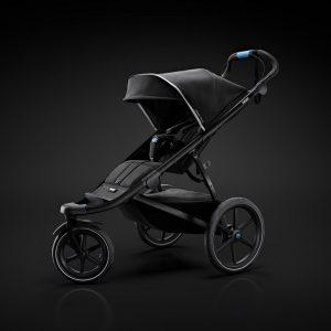 Thule Urban Glide 2 crna dječja kolica za jedno dijete 7