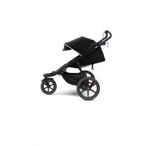 Thule Urban Glide 2 crna dječja kolica za jedno dijete 9