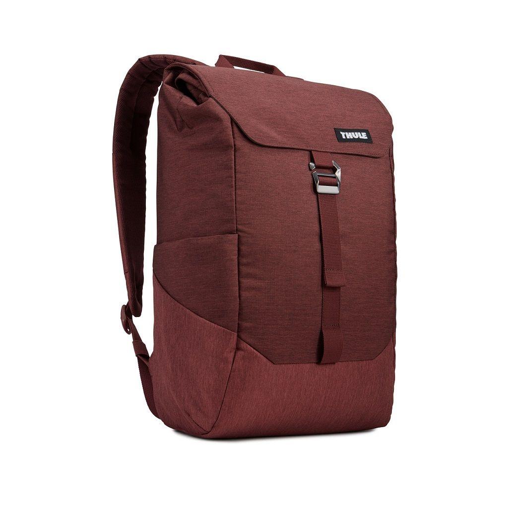 Univerzalni ruksak Thule Lithos Backpack 16L crveni