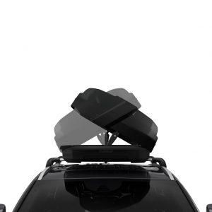 Thule Force XT S (100) crna mat krovna kutija 9