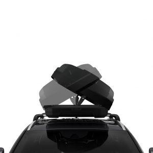 Thule Force XT Sport (600) crna mat krovna kutija 10