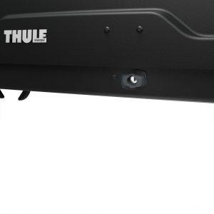 Thule Force XT S (100) crna mat krovna kutija 10