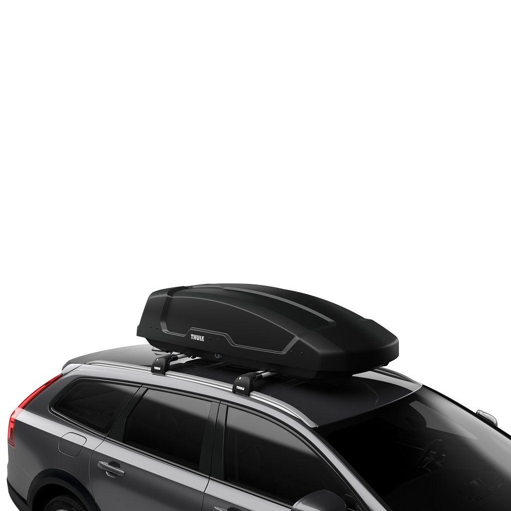 Thule Force XT M (200) crna mat krovna kutija