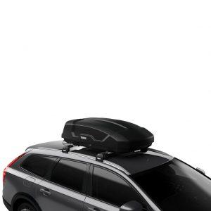 Thule Force XT S (100) crna mat krovna kutija 2
