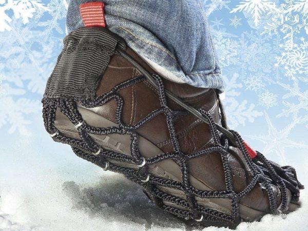 Lanci za snijeg za obuću EzyShoes Walk (veličine S, M, L, XL) 1