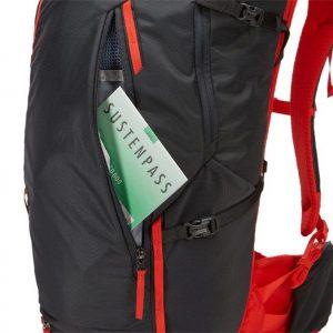 Ženski ruksak Thule AllTrail 35L ljubičasti (planinarski) 6