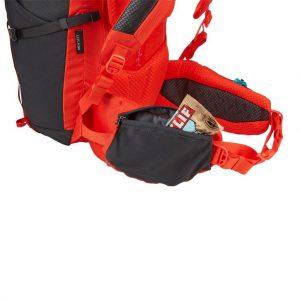 Ženski ruksak Thule AllTrail 35L ljubičasti (planinarski) 8