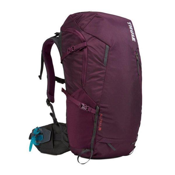 Ženski ruksak Thule AllTrail 35L ljubičasti (planinarski) 1