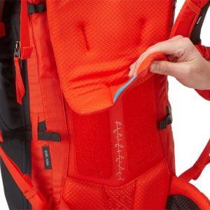 Ženski ruksak Thule AllTrail 35L ljubičasti (planinarski) 12