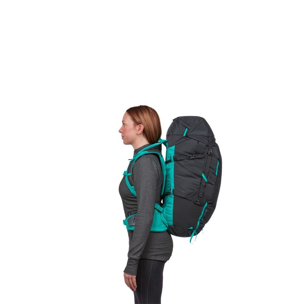 Ženski ruksak Thule AllTrail 45L ljubičasti (planinarski)