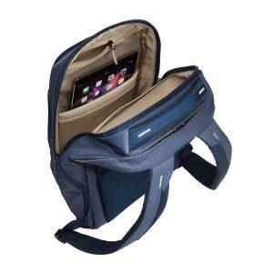 Univerzalni ruksak Thule Crossover 2 Backpack 20L plavi 9