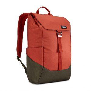 Univerzalni ruksak Thule Lithos Backpack 16L crveni 2