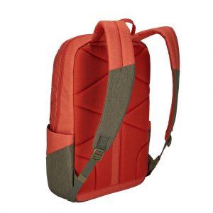 Univerzalni ruksak Thule Lithos Backpack 16L crveni 4