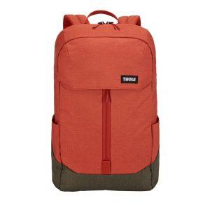 Univerzalni ruksak Thule Lithos Backpack 16L crveni 3