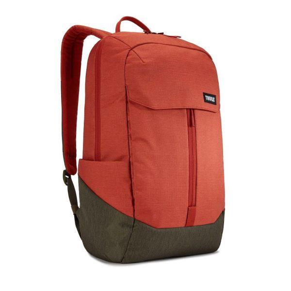 Univerzalni ruksak Thule Lithos Backpack 16L crveni 1