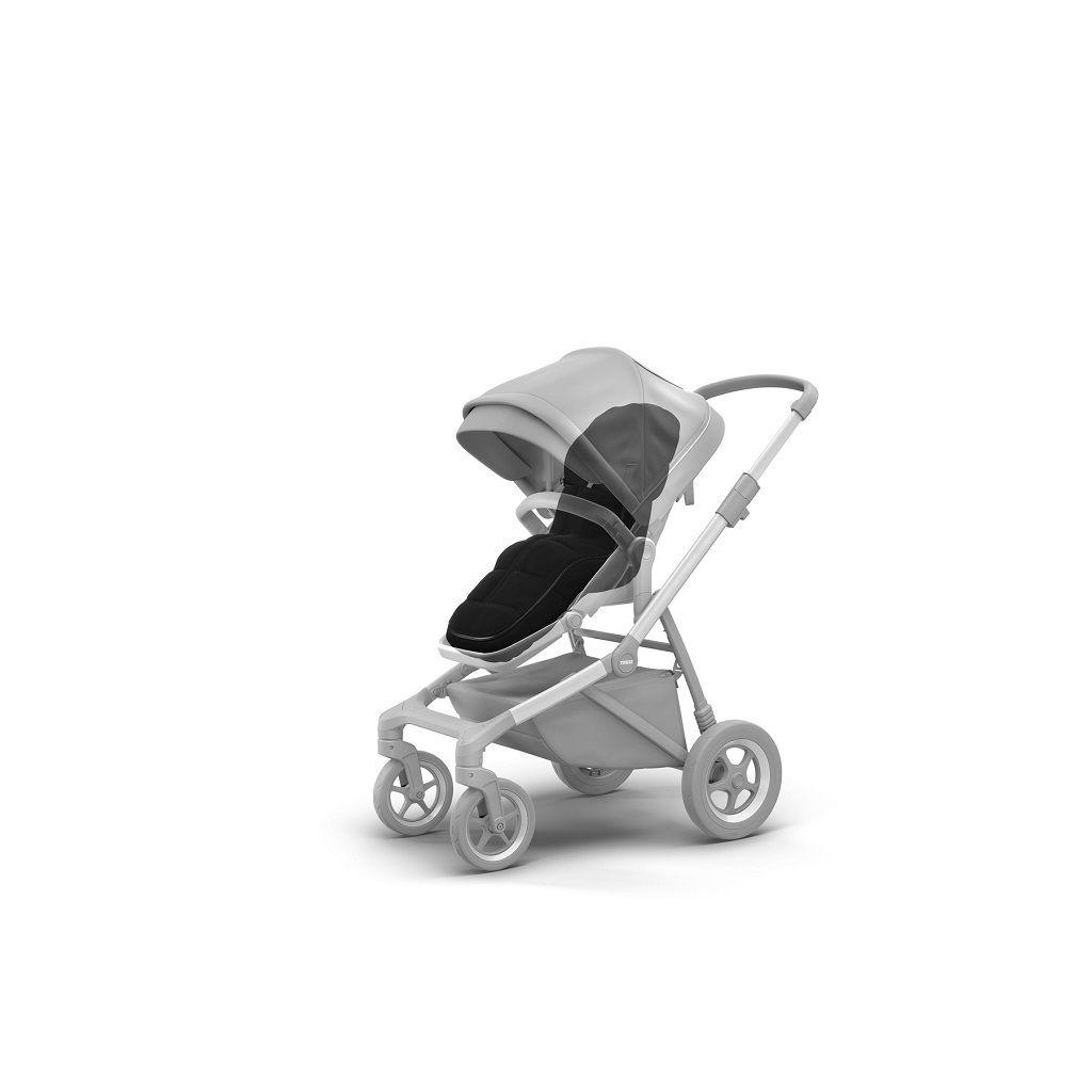 Thule Sleek/Urban Glide 2/Glide 2/Urban Glide 2 Double/ Chariot vreća za dijete crna