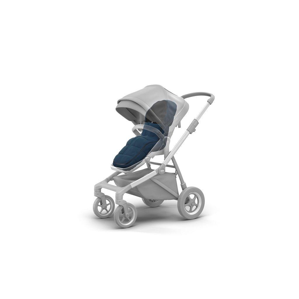 Thule Sleek/Urban Glide 2/Glide 2/Urban Glide 2 Double/ Chariot vreća za dijete plava